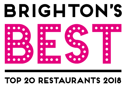 Top 20 Brighton Best Restaurants 2018