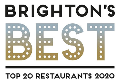 Top 20 Brighton Best Restaurants 2020